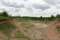 Licensed Gravel Pit on 50 Acres outside of Owen Sound