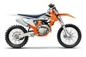KTM 450 SX-F - 2022 - TAKING ORDERS NOW!