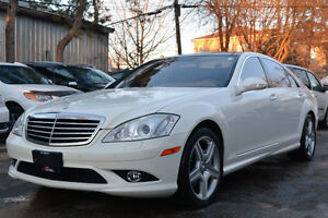 2007 Mercedes-Benz S550 AMG Pckg *No Accidents* Certified!