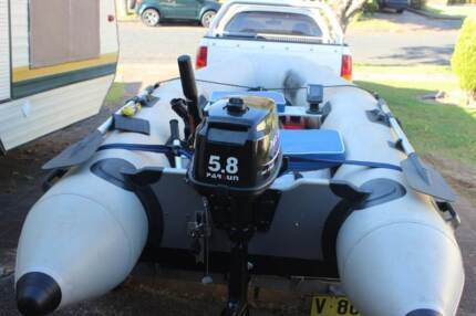 3M Inflatable boat Wallsend Newcastle Area Preview