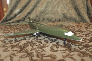 Vintage Folky Handmade Wooden Jet London Ontario image 2