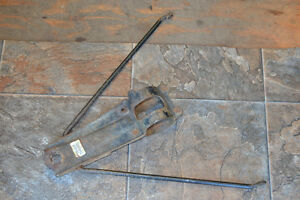 1983 Honda Big Red trailer hitch