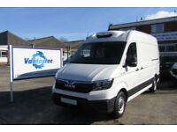 MAN/ ERF TGE 3.140 Medium Wheel Base Fridge Van