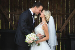 Wedding Photography and Videography Only $1350