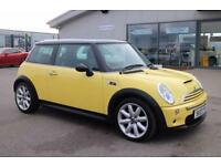 2003 03 MINI HATCH COOPER 1.6 COOPER S 3D 161 BHP