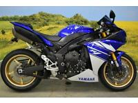 Yamaha YZF R1 2013 ** POWER MODES, TAIL TIDY, STEERING DAMPER, GEAR INDICATOR **