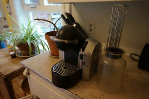 Nespresso for Sale! Perfect condition. Contact me w/ your price