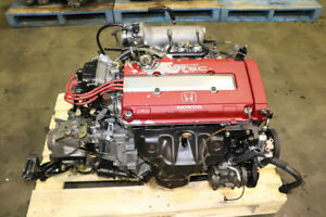 JDM Honda Acura Integra DC2 B18C Type R Engine 5 Speed LSD M/T