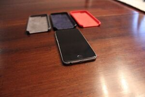 iPhone 6 Space Grey - 64GB (WITH 4 CASES)