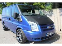 2005 05 Ford Transit 2.0TDI 85PS 280 SWB CREW VAN 6 SEATS MK7 LOOK