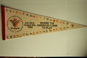 1999 Pan Am Games Pennant