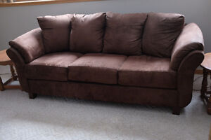 Sofa and chair - Excellent condition!