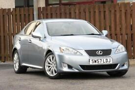 Lexus IS 250 2.5 SE 4DR PETROL AUTOMATIC 2008/57