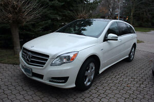 2011 Mercedes-Benz R-Class R350 BlueTEC SUV, Crossover