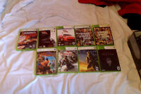Grand Theft Auto Five & More Xbox 360 Games