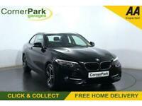 2016 BMW 2 SERIES 218I SPORT 2DR [NAV] STEP AUTO