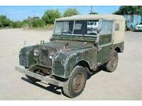LOOKING FOR ALL SERIES 1, 2 AND 3 LAND ROVERS CASH PAID! WANTED