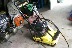 Walker 1540 gas powered compactor