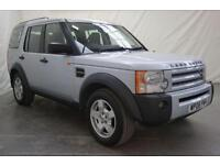 2006 06 LAND ROVER DISCOVERY 2.7 3 TDV6 S 5D AUTO 188 BHP DIESEL