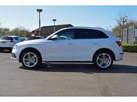2012 AUDI Q5 Audi Q5 2.0 TDI [177] Quattro S Line Plus 5dr [Heated Front Seats]