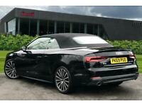 2019 Audi A5 Cabriolet S line 40 TFSI 190 PS 6-speed Convertible Petrol Manual