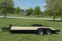 2014 GATOR 18FT CAR TRAILER IN STOCK!!