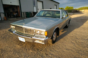 Chevrolet Caprice Classic 1982