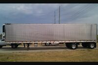 Looking for a 53' stainless steel reefer trailer