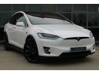 2017 Tesla Model X 90D Dual Motor Auto 4WDE 5dr SUV Electric Automatic