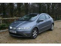 1.8 HONDA CIVIC EX done 87787 miles with Great SERVICE HISTORY and NEW MOT