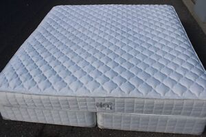 KING size SERTA Pillow-top mattress and box-springs for sale