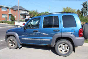2001 Jeep Liberty Other