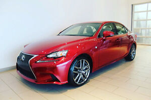 Lexus IS350 AWD