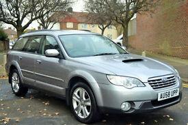 Subaru Outback 2.0 Diesel REn, 69K MILES, FULL S/HISTORY, NEW MOT, BIG SPEC