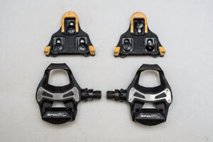 Shimano SPD-SL Pedals and cleats