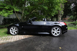 2004 Nissan 350Z Roadster Manual 6sp