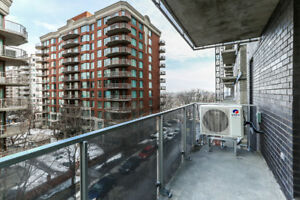 Beautiful 4 1/2 near metro Guy Concordia available July 1st