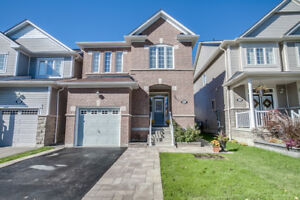 Lovely All Brick 4 Bedroom Home in Brooklin!