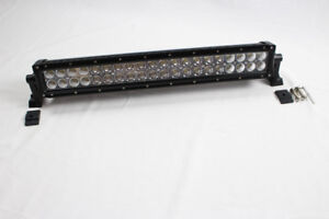 14 Inch LED Light Bar 72 Watts Jeep Wrangler ATV Snow Mobile