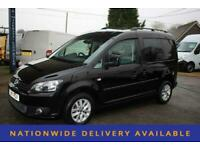 2011 11 VOLKSWAGEN CADDY 1.6 C20 LIFE TDI 5D 101 BHP AUTOMATIC DRIVE FROM WHEELC