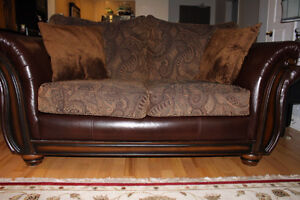 Taj Loveseat--Like New-EXCELLENT condition ( 60% off)