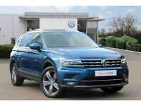 2018 Volkswagen Tiguan 2.0 TDI 150PS SEL 2WD DSG Auto Station Wagon Diesel Autom