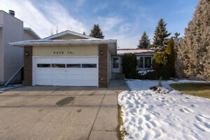 MILLWOODS HOME - NEW LISTING!