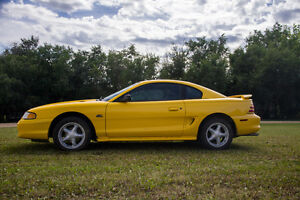 1994 Ford Mustang GT 5.0L High Output V8