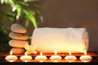 Relaxation massage  ( Home Spa )