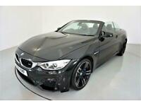 2016 BMW M4 3.0 M4 2d AUTO 426 BHP-M PERFORMANCE EXHAUST-RUNNING IN SERVICE COMP