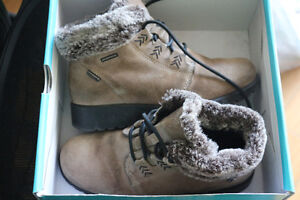 Sporto insulated- waterproof/bottes d'hiver comme neuf