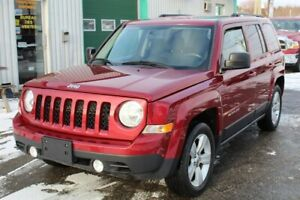 Jeep Patriot FWD 4dr North 2014