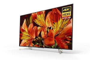 """Brand New Sony XBR65X850F 65"""" 4K Smart Android LED TV"""