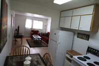 Clean and Quiet Two Bedrooms hardwood Floors with Large Deck